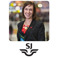Maria Hofberg | Director Of Revenue Management, Pricing And Product | SJ AB » speaking at World Rail Festival