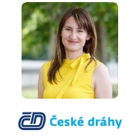 Zuzana Cechova | Director Of Pricing And Marketing | Ceske Drahy » speaking at World Rail Festival