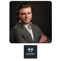 Mars Geuze | Co-Founder And Chief Commercial Officer | Hardt Hyperloop » speaking at World Rail Festival