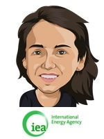 Marcela Ruiz de Chávez Vélez | Energy Outlook Team | International Energy Agency - I.E.A. » speaking at SPARK
