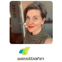 Ines Volpert | Chief Communications Officer | Westbahn Management » speaking at World Rail Festival