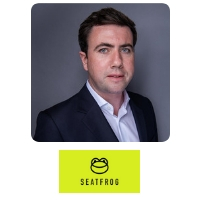 James Eyton | Chief Financial Officer | Seatfrog » speaking at World Rail Festival