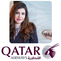 Salam Al Shawa | Senior Vice President Of Marketing And Corporate Communications | Qatar Airways » speaking at World Aviation Festival