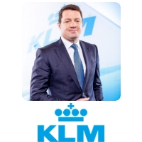 Pieter Elbers | President And Chief Executive Officer | KLM » speaking at World Aviation Festival
