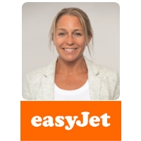 Lis Blair, Chief Marketing Officer, easyJet