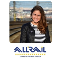 Barbora Mickova | Policy Officer | ALLRAIL Alliance of Rail New Entrants in Europe » speaking at World Rail Festival