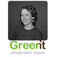 Julie Chenadec | Project Manager | Green It Amsterdam » speaking at Solar & Storage Live