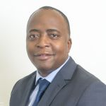 Jean-Marie Kileshye Onema | Executive Manager | WaterNet » speaking at Water Show Africa