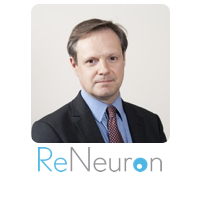 Michael Hunt | Chief Financial Officer | ReNeuron Group Plc » speaking at Advanced Therapies