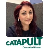 Rebecca Goulding | SME Manager | Connected Places Catapult » speaking at World Rail Festival