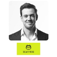 Iain Griffin | Chief Executive Officer And Founder | Seatfrog » speaking at World Rail Festival
