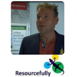 Hugo Niesing | Director | Resourcefully » speaking at Solar & Storage Live