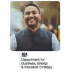 Dinker Bhardwaj, Head Of Data Policy And Smart Energy, Department For Business Energy And Industrial Strategy UK