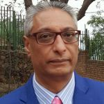 Hamanth Kasan, General Manager - Scientific Services Division Vice President - African Water Association, Rand Water