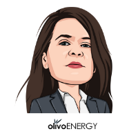 Alicia Carrasco | Chief Executive Officer | Olivo Energy » speaking at SPARK