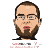 Artur Lowen | Chief Executive Officer | Gridhound » speaking at SPARK