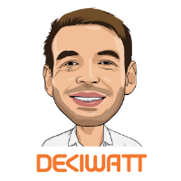 Chris Skilton | Chief Executive Officer | Deciwatt and Firetail » speaking at SPARK