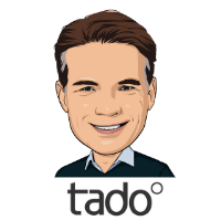 Toon Bouten | Chief Executive Officer | Tado » speaking at SPARK