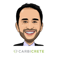 Mehrdad Mahoutian | Co-Founder And Chief Technology Officer | Carbicrete » speaking at SPARK