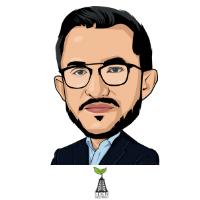 Ammar Alali | Co-Founder | Eden GeoTech » speaking at SPARK