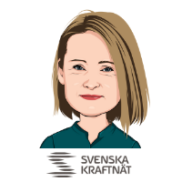 Erica Niemi | Head Of Asset Management Strategy And Support | Svenska Kraftnät » speaking at SPARK