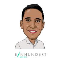 Ernesto Garnier | Chief Executive Officer And Founder | Einhundert Energie » speaking at SPARK
