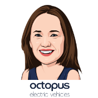 Fiona Howarth | Chief Executive Officer | Octopus Electric Vehicles » speaking at SPARK