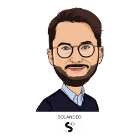 Friedrich Rojahn | Co-Founder And Managing Director | Solandeo » speaking at SPARK