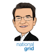 Graeme Cooper | Director Of Electric Vehicles | National Grid » speaking at SPARK