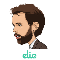Hakan Ludvigson | Chief Executive Officer And Founder | Eliq » speaking at SPARK