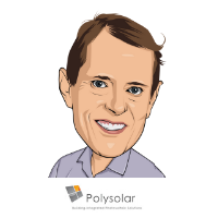 Hamish Watson | Chief Executive Officer | Polysolar » speaking at SPARK