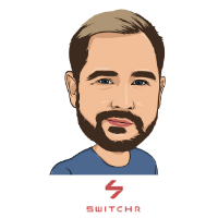 Simon Ulden | Chief Executive Officer And Founder | Switchr » speaking at SPARK