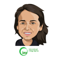 Marcela Ruiz De Chávez Vélez | Energy Modeller - World Energy Outlook | International Energy Agency - I.E.A. » speaking at SPARK