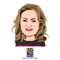 Maria Wardrobe | Director Of Communications | National Energy Action » speaking at SPARK