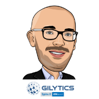 Stefano Grassi | Founder And Chief Executive Officer | Gilytics » speaking at SPARK