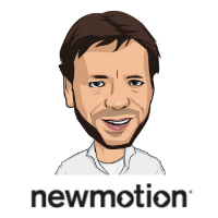 Sytse Zuidema | Chief Executive Officer | NewMotion » speaking at SPARK