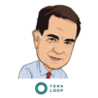 Ted Ridgway Watt | Chief Executive Officer | Teraloop » speaking at SPARK
