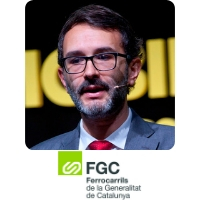 Carles Casas Esplugas | Director, Strategic And Prospective Planning | Ferrocarrils De La Generalitat De Catalunya » speaking at World Rail Festival