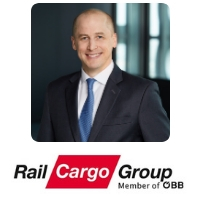 Clemens Forst, Chief Executive Officer, Rail Cargo Group