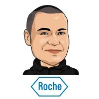 Jacek Ziemski | Senior Information Technology Professional And U.X. Lead | Roche » speaking at Future Labs