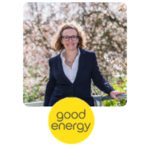 Juliet Davenport | Chief Executive Officer | Good Energy » speaking at Solar & Storage Live