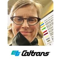 Gillian Gillet | Program Manager - California Integrated Mobility | Caltrans » speaking at World Rail Festival