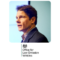 Aaron Berry | Deputy Head, Energy And Infrastructure | Office for Low Emission Vehicles » speaking at Solar & Storage Live