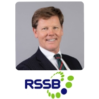 Johnny Schute OBE, Chief Operating Officer, RSSB