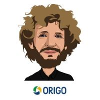 Ivan Debay | Chief Executive Officer | Origo » speaking at SPARK