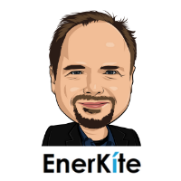 Alexander Bormann | Chief Executive Officer | Enerkite » speaking at SPARK