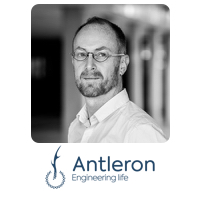 Jan Schrooten, Co-Founder and Chief Executive Officer, Antleron
