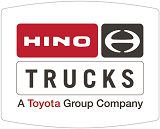 Hino Trucks at Home Delivery World 2020