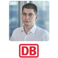 Sviatoslav Butskyi, Blockchain And Dlt Solutions, Deutsche Bahn