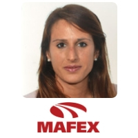 Garazi Carranza De Loizaga, Head Of Competitiveness And Innovation, Mafex Spanish Railway Association